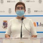 Juana Guardiola no comparte la decisión de la Consejería de Sanidad de mantener a Jumilla en Fase 1