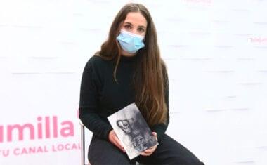 La jumillana Ana Belén Tomas publica 'El arte de no hablar'