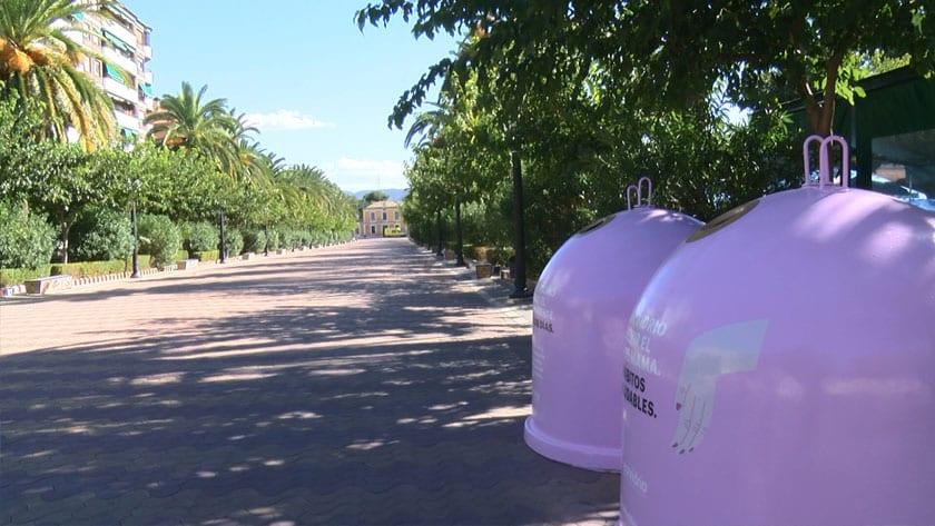 Los iglús están ubicados en el extremo norte del Paseo Lorenzo Guardiola
