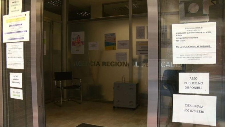 Oficina de la Agencia Tributaria en Jumilla