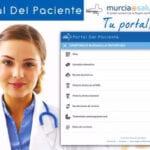 Como darse de alta en el Portal del Paciente del Servicio Murciano de Salud