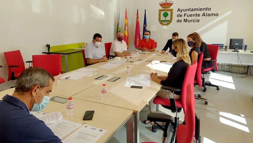 REDERMUR solicita su integración en la mesa regional de la despoblación