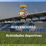 Ya se ha iniciado el plazo para solicitar subvenciones para actividades deportivas