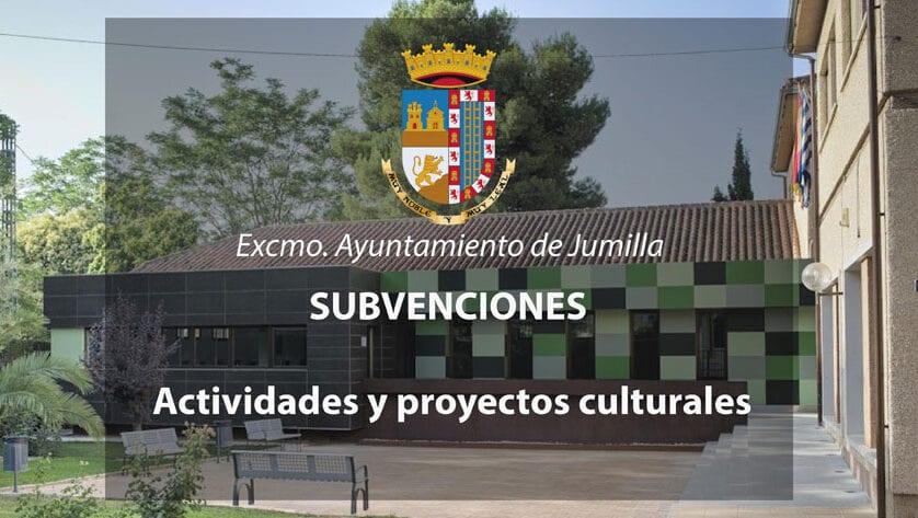 Se publica la propuesta de concesión de 14.500 euros en subvenciones a proyectos culturales