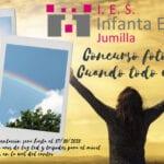 """El IES Infanta Elena organiza el concurso de fotografía """"Cuando todo esto acabe"""""""