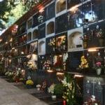 Las visitas al Cementerio se han realizado escalonadas y con total normalidad