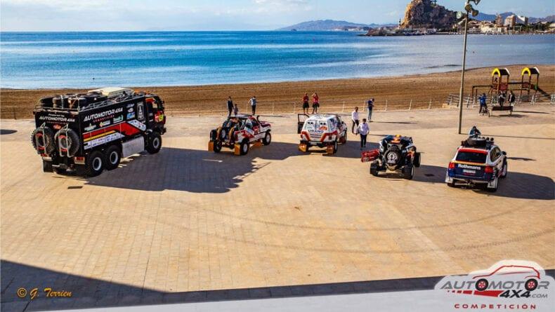 Equipo Automotor 4x4 Competición