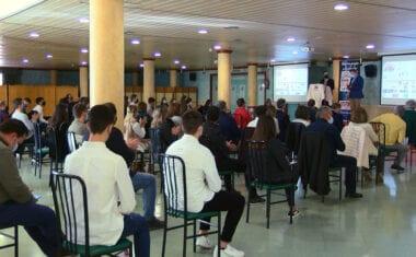 Los deportistas locales tuvieron su reconocimiento con los Premios al Deporte de Siete Días Jumilla