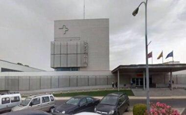 Quedan suspendidas las visitas a los hospitales por la quinta ola