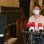 La alcaldesa insiste en la concienciación ante el aumento de contagios tanto a nivel local como general