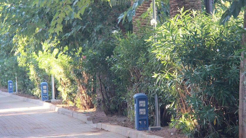 La JGL aprueba la certificación final de las obras para dotar de agua, suministro eléctrico y saneamiento al Paseo Poeta Lorenzo Guardiola