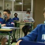 La incidencia de la covid-19 en las aulas jumillanas por debajo de la media regional