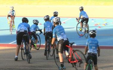 La Escuela de Ciclismo de Jumilla se aproxima al final de la temporada 2020