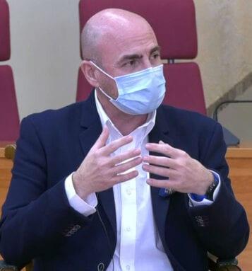 Paco Ponce, director médico del Área V de Salud