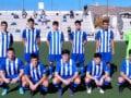 Primera derrota para los juveniles de Liga Nacional de la Escuela Fútbol Base Jumilla