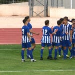 Primera victoria de la temporada para el juvenil de Liga Nacional de la Escuela Municipal de Fútbol