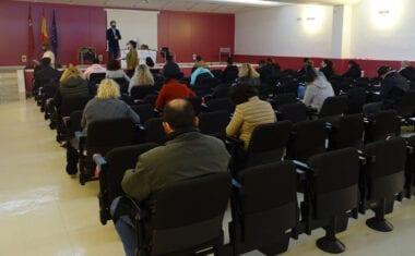 Más de 200 personas participan en las pruebas de competencias clave para acceder a cursos del SEF de mayor nivel