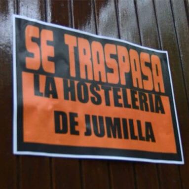 Se traspasa la hostelería de Jumilla