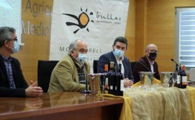 La Comunidad promociona los vinos regionales de monastrell con Denominación de Origen Jumilla, Yecla y Bullas
