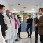 El área de salud del Altiplano refuerza su plantilla con 122 profesionales más