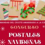 La Hermandad del Cristo Amarrado a la Columna pone en marcha un Concurso Infantil de Postales Navideñas