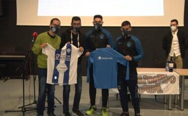 Convenio de colaboración entre el Vinos DOP Jumilla FS y el Club Deportivo Aspajunide