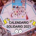 ASPAJUNIDE lanza su calendario solidario 2021