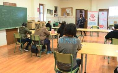 Cáritas Jumilla participa en el proyecto de Formación y Empleo para jóvenes del Altiplano