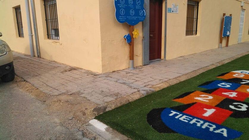Ciudadanos Jumilla denuncia la falta de planificación a la hora de instalar los nuevos juegos infantiles