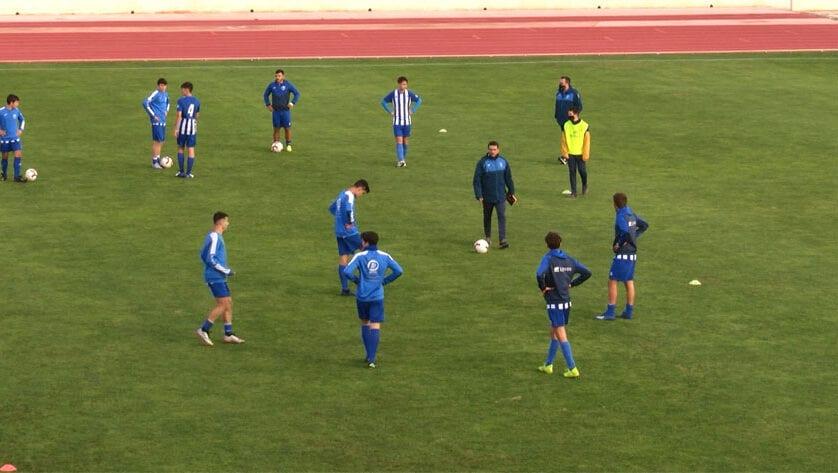 Derrota por 3-1 para los juveniles de Liga Nacional ante Cabezo de Torres