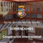 El Ayuntamiento subvencionará con 24.000 euros cinco proyectos de cooperación internacional