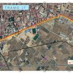 El Gobierno local informa sobre la situación actual de la vía verde del Chicharra