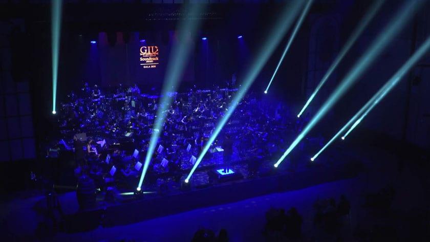 La Film Symphony Orchestra ofreció un concierto como cierre a la gala