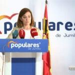 """Seve González valora como """"lamentable espectáculo"""" el ofrecido por el PSOE en el último pleno ordinario"""