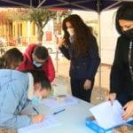 """El PP de Jumilla recoge firmas para paralizar la tramitación de la conocida como """"Ley Celaá"""""""