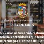 Publicado listado definitivo de subvenciones al comercio, restauración, hostelería y otras actividades