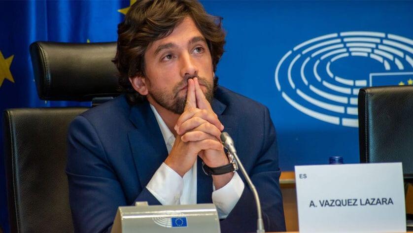 Ciudadanos impulsa ante la Comisión Europea medidas de apoyo al sector vitivinícola para paliar los aranceles impuestos por Trump