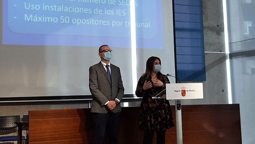 Las oposiciones de Secundaria contarán con nuevas sedes en varios municipios