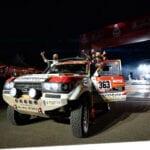Automotor 4×4 Competición termina el Dakar