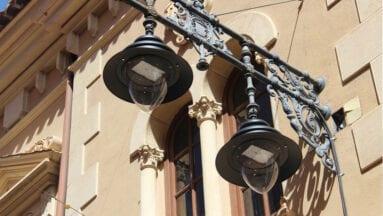 Cambio a led en la iluminación de la calle Cánovas