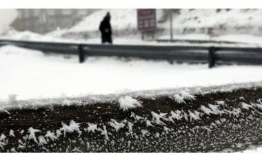 La Aemet activa la alerta naranja por nieve en Noroeste y Altiplano