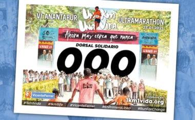 La VI Ultramaratón de Anantapur se celebrará en más de 20 ciudades de manera simultánea