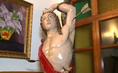 Las fiestas en honor a San Sebastián tendrán que esperar a 2022