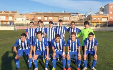 Los juveniles de la Escuela de Fútbol comienzan la segunda vuelta con ilusiones renovadas