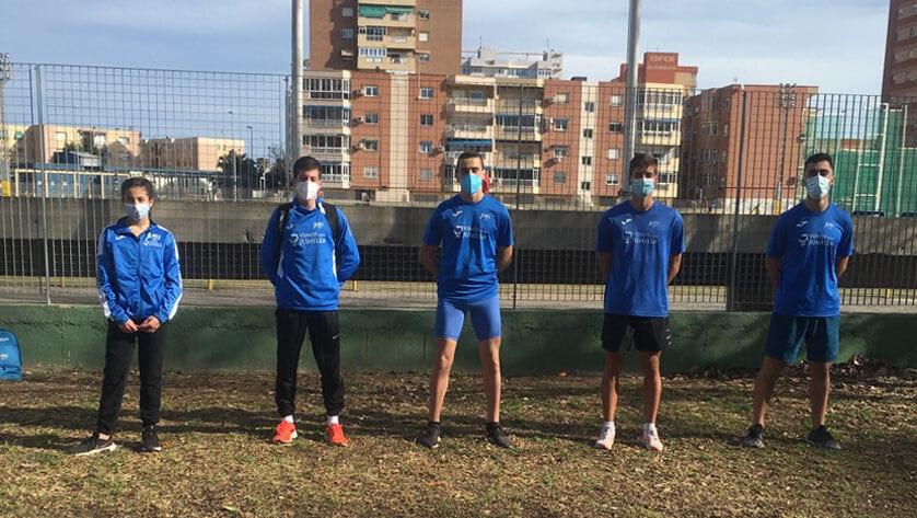 Mario Monreal logra la mínima para los 3.000 m lisos del Campeonato de España Sub -20