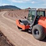 El Ayuntamiento ha acondicionado con maquinaria propia 290 kilómetros de caminos rurales durante 2020