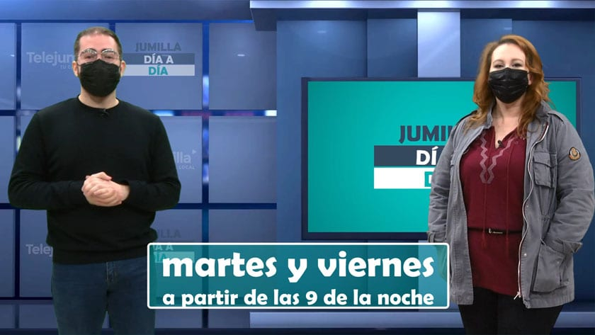 Programa conducido por Ana Iris Montero y Raúl Molina