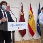 La Región de Murcia activa el nivel 4 del Plan de Contingencia, que reserva más recursos para hacer frente a la presión asistencial