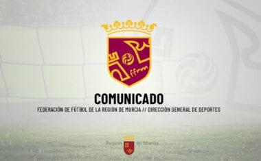 Se mantiene la suspensión de las competiciones territoriales para la jornada del 16 y 17 de enero