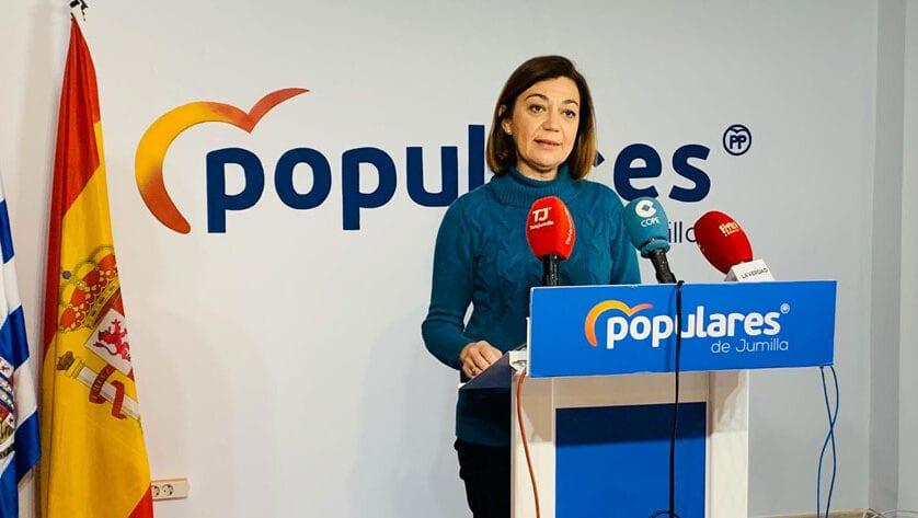 El PP denuncia la soberbia con la que el Gobierno socialista de Jumilla está actuando en materia de Educación